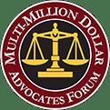 Multi Million Dollar Advocates logo