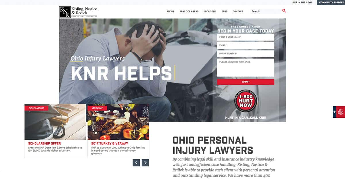 Canton Personal Injury & Car Accident Lawyers | KNR